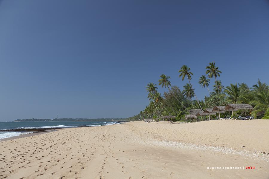 пляж Marakolliya