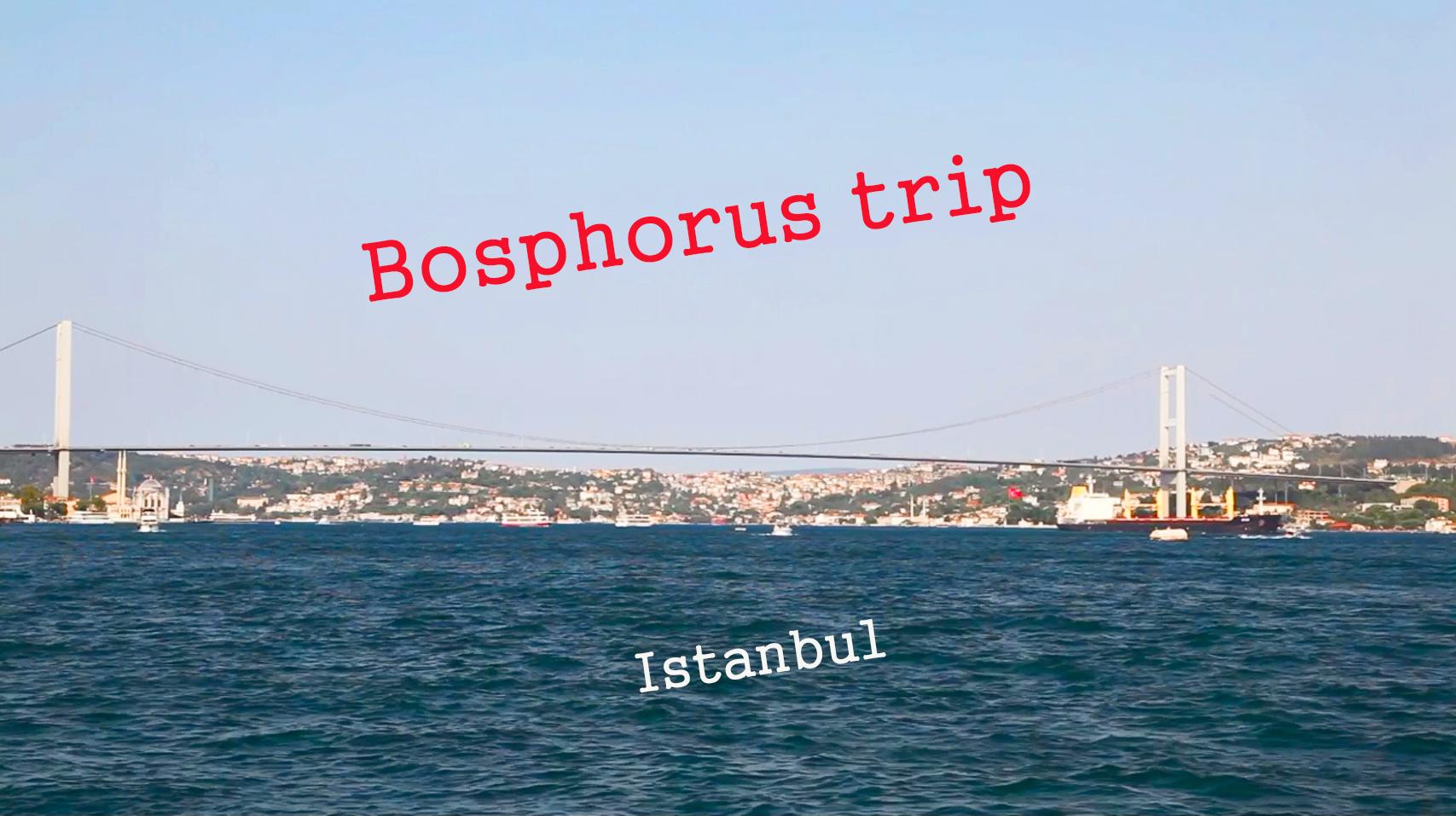 Видео экскурсия по Босфору