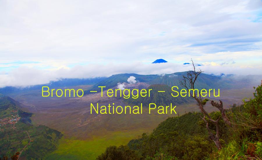 Видео экскурсия к вулкану Бромо
