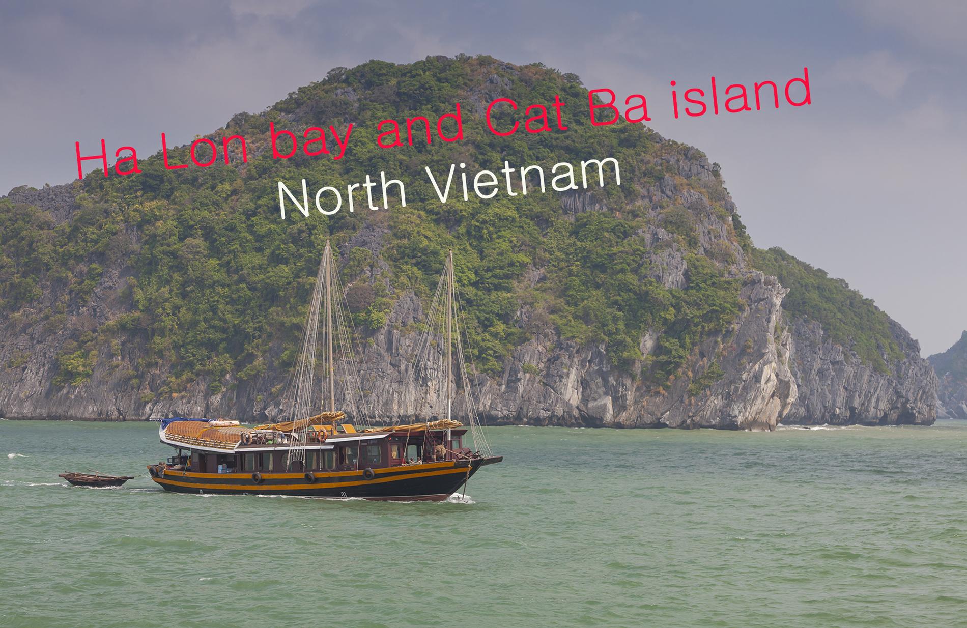 Видео экскурсия по бухте Халонг и острову Катба