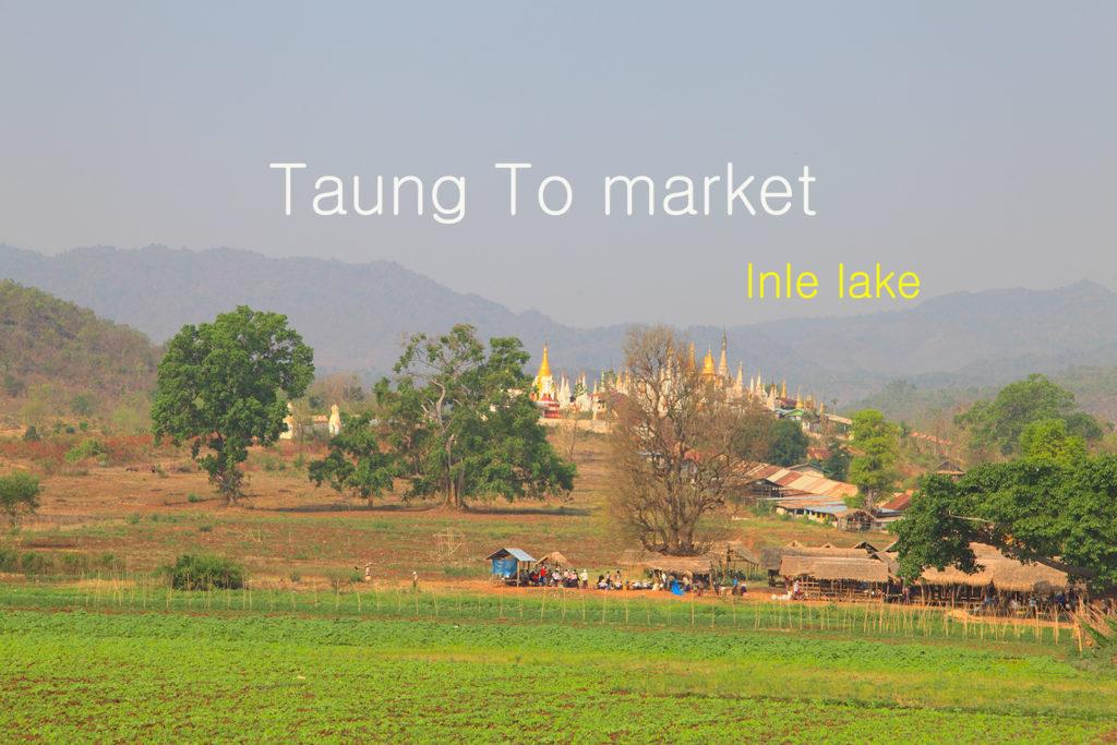 Видео экскурсия по рынку возле Thuang Tho