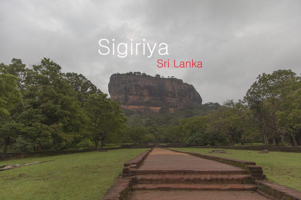 Видео экскурсия по Сигирии