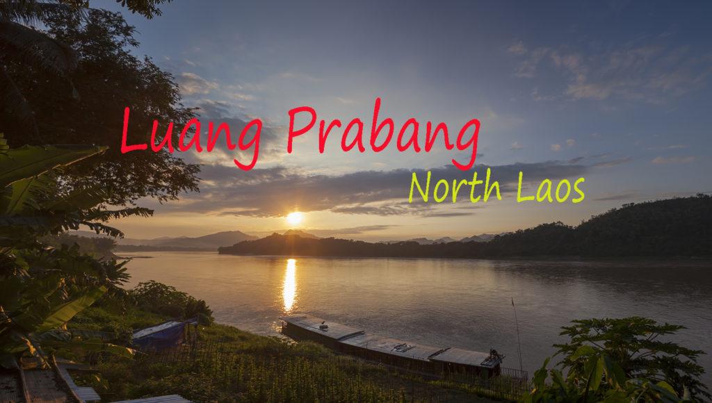 Видео экскурсия по Луангпрабангу