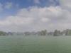 Ha Long bay panoramic view