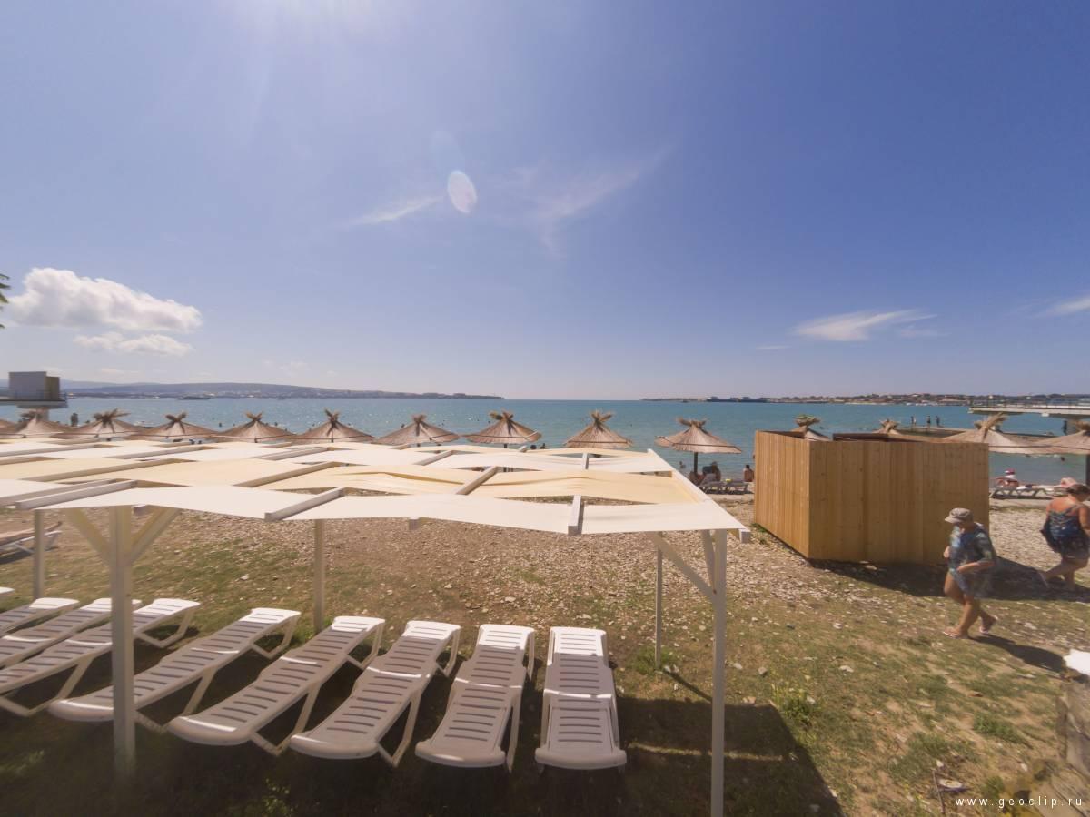 пляж строитель геленджик фото отзывы как люди спят