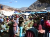 Sunday market in Pisac