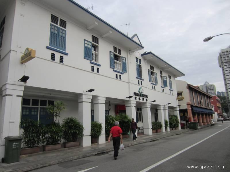 Индийский квартал Сингапура