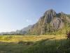 Vang Vieng landscape