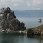 Остров Ольхон , скала Шаманка