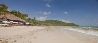 Пляж Баф Сао на острове Фукуок