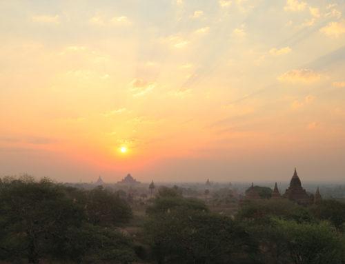 Мьянмарский дневник, часть 2. Баган