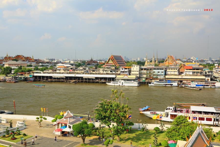 Мьянмарский дневник, часть 5. Бангкок