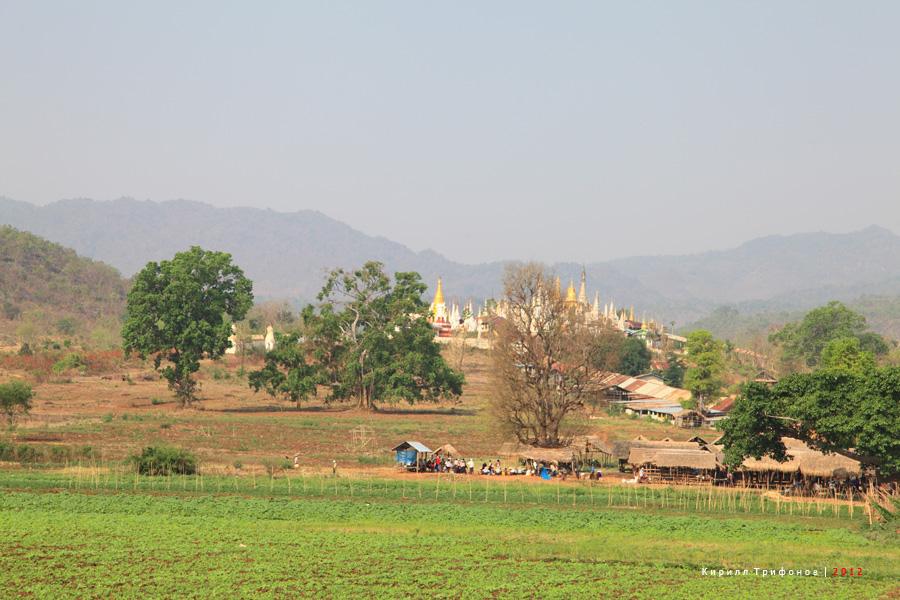 Мьянмарский дневник, часть 3. Озеро Инле
