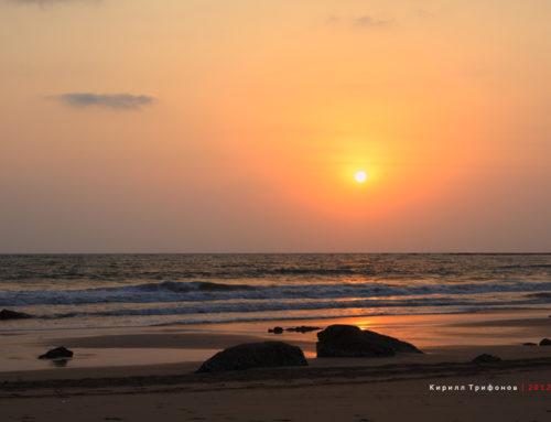 Мьянмарский дневник, часть 4. Пляж Нгапали
