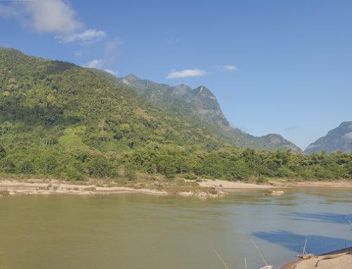 Северный Лаос. Путешествие по окрестностям деревни Муанг Нгой