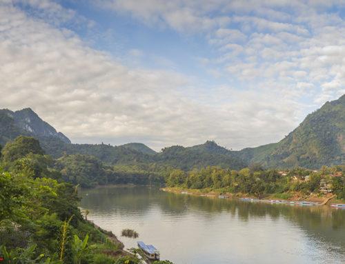 Путешествие по северному Лаосу. Деревня Нонг Кхиав