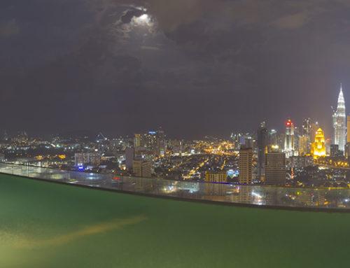 Сингапур — Таиланд — Малайзия . Переезд с Лангкави в Куала-Лумпур