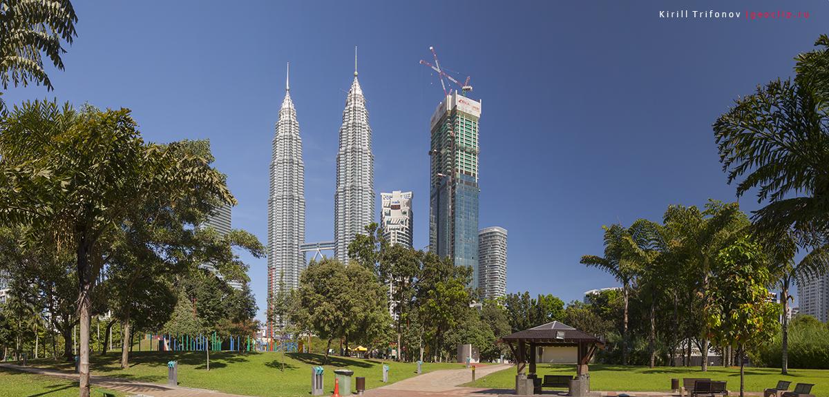Сингапур — Таиланд — Малайзия . Три страны за две недели. Часть одинадцатая