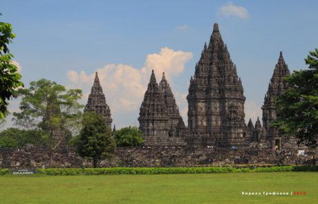 Храм Парамбанан