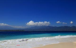 Gili Meno island, Lombok, Indonesia