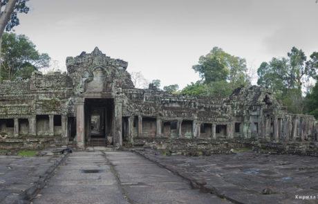 Храм Preah Khan