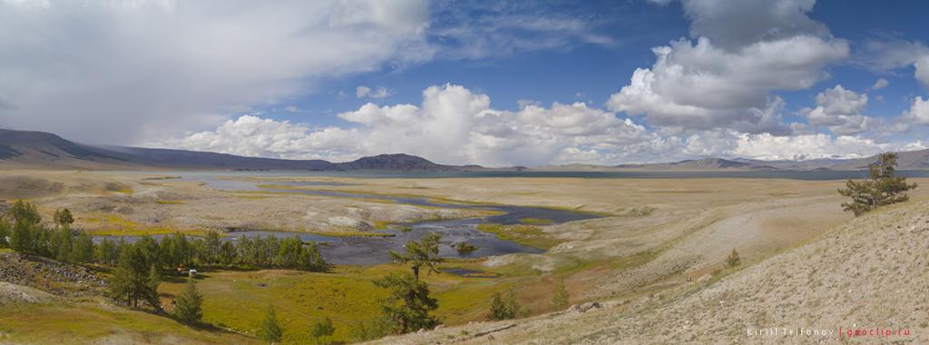 озеро Даян-нуур