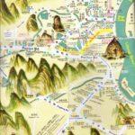 Город Яншо и окрестности
