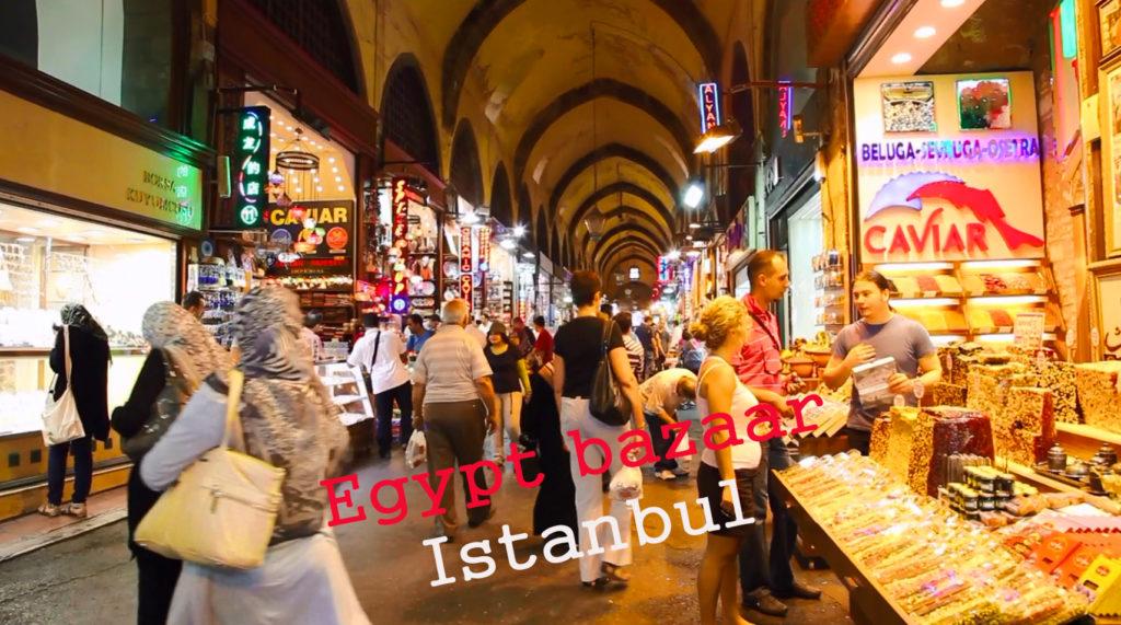 Видео экскурсия по Египетскому базару