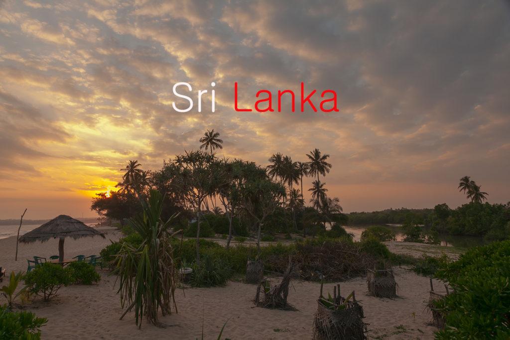 Отчетное видео - Путешествие по Шри-Ланке