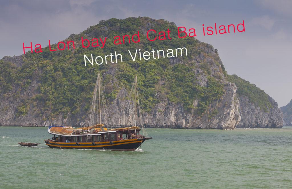 Бухта Халонг и остров Кат Ба на видео