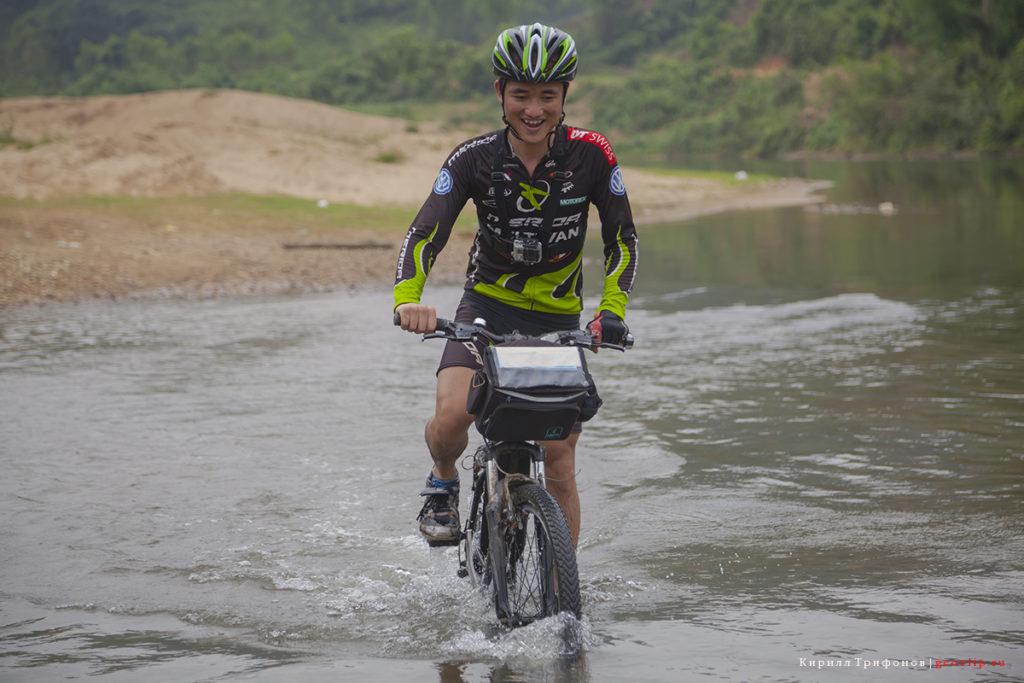 На велосипеде по Фонгня-Кебанг