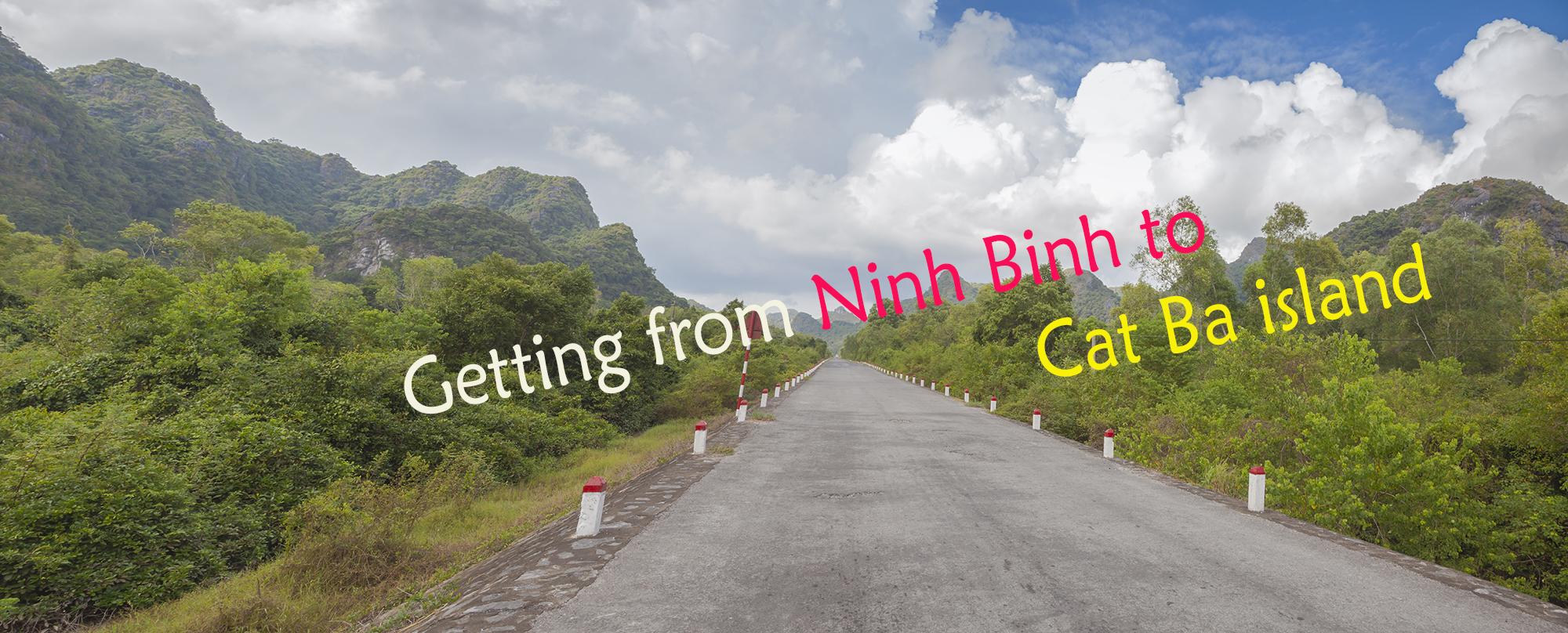 Видео - как выглядит переезд из Ниньбинь на остров Катба