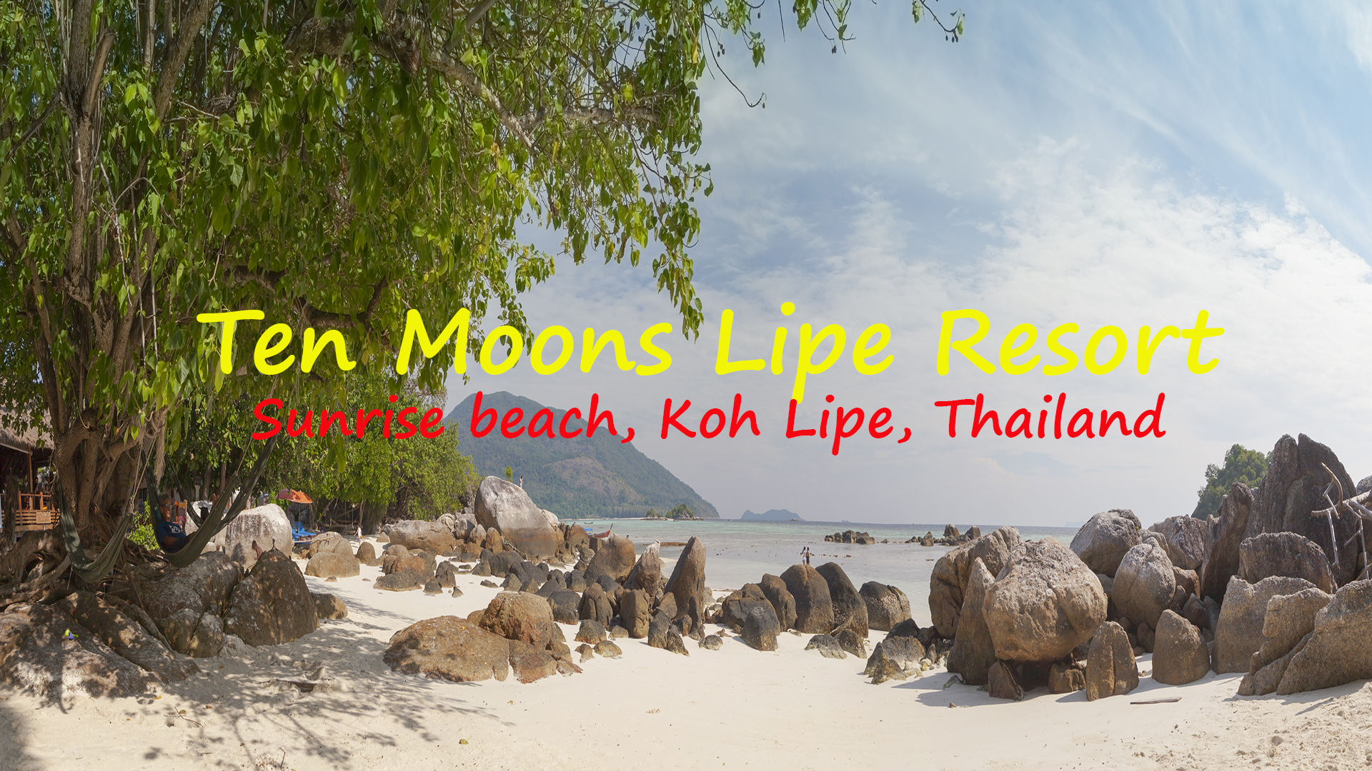 Видео обзор Ten Moons Lipe Resort