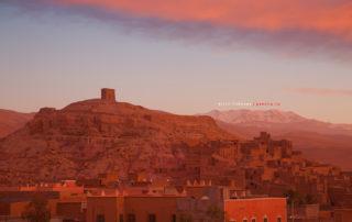 День 7 и 8. Крепость Айт-Бен-Хадду и переезд в Легзиру