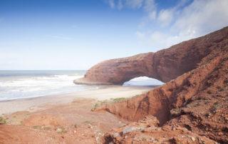 День 9 и 10. Пляж Легзира и переезд в Эс-Сувейру
