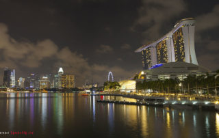 Отель Marina sands bay