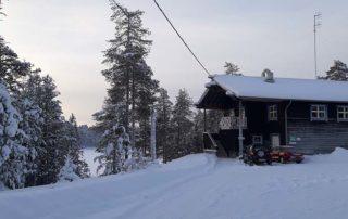 Визит центр в поселке Пяозерский