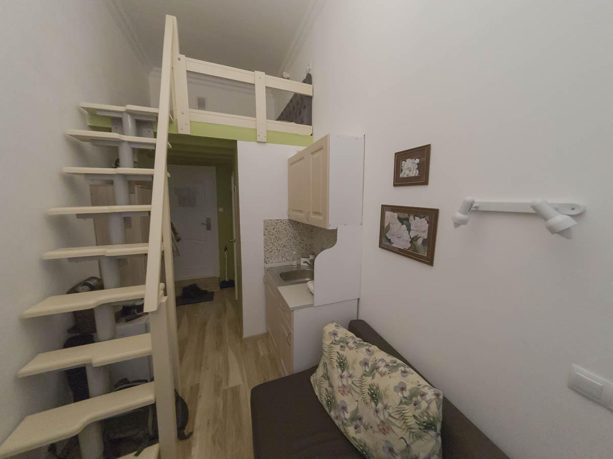 Апартаменты в Санкт-Петербурге - Гороховая 4