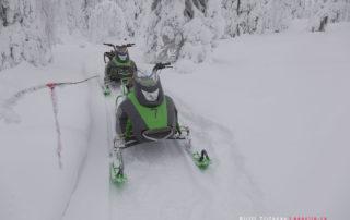 Снегоходы Irbis