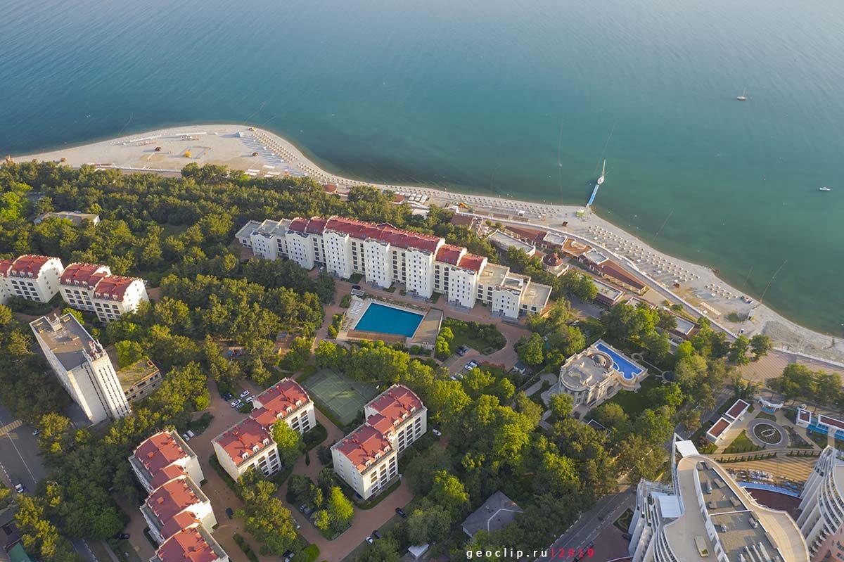 Апартаменты на Толстом мысу рядом с пляжем Нива