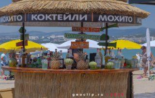 """Центральный городской песчаный пляж """"Дельфин"""""""