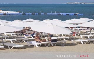 """Галечный пляж """"Приморье"""""""