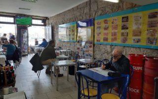 Кафе Grupo Desportivo Infante D. Henrique
