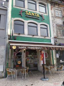 Santa Francesinha