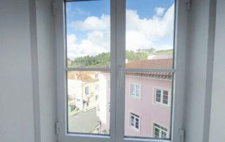 Alegre Hotel в Лузо - номер, вид из окна