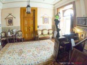 Alegre Hotel в Лузо - ресепшен