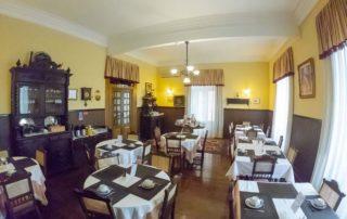 Alegre Hotel в Лузо - столовая