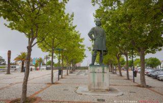 Памятник основателю города Авейру - Joao Afonso De Aveiro