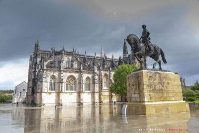 Монастырь Баталья - памятник Нуну Алвареш Перейре