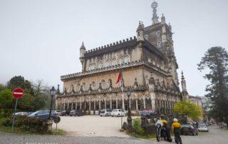 Дворец Буссако
